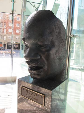 Dr. Martin Luther King, Jr. Bust