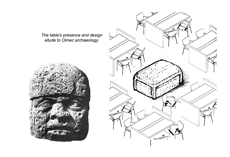 Archaeology Table