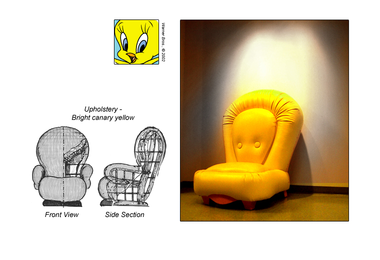 Canary Couch